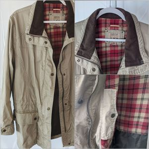 Pacific Trail Utility Style Jacket Interior Pocket